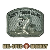 [Mil-Spec Monkey] Dont Tread (ACU) - �н��� ��Ű ��ġ �� Ʈ���� 0101 (ACU)