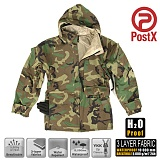 [PostX] 2012th GEN III ECWCS H2O Jacket Woodland - 2012���� 3���� H2O ����+���� (��巣��)