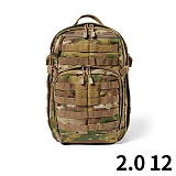 [5.11 Tactical] RUSH 12 Back Pack Multicam - ���� 12 ���� (��Ƽķ)