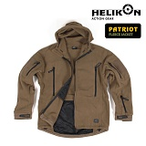 [Helikon] Patriot Fleece Jacket Coyote - �︮�� ��Ʈ����Ʈ �ø��� ���� (�ڿ���)