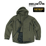 [Helikon] Patriot Fleece Jacket OD - �︮�� ��Ʈ����Ʈ �ø��� ���� (OD)