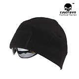[Emerson] Corn Fleece Velcro Watch Cap Black- ���ӽ� ��ũ�� ���� ��� (�?)