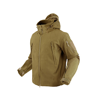 [CONDOR] SUMMIT Soft Shell Jacket Tan - �ܵ��� ���� ����Ʈ �� ���� (TAN)