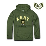 [Rapid Dominance] S45 - Military  Fleece Pullover Hoodies. Army Olive -  S45 �ƹ� Ǯ���� �ĵ� (�ø���)