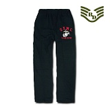 라피드 도미넌스(Rapid Dominance) [Rapid Dominance] S58 - Military  Fleece Pants. USMC (Black) -  S58 USMC 팬츠 (블랙)