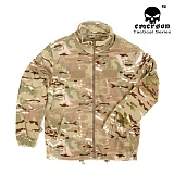 [Emerson] Multicam Warm fleece  jacket - ���ӽ� �ø��� ¤�� ���� (��Ƽķ)