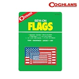 [Coghlans] Sew-On Flags (U.S.A.) - �ڱ۶� ������ (����ʿ�)