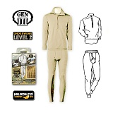 [Helikon] Helikon-Tex Gen3 level2 under wear - �︮�� 3���� ����2 ���� ��/���� ��Ʈ (TAN)