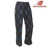 [New Balance]  Fleece Sleepwear Pant black/Blue - ���߶��� �ø��� �������� ����(�?/���)