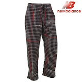 [New Balance]  Fleece Sleepwear Pant black/Blue - ���߶��� �ø��� �������� ���� (����)