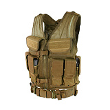 [CONDOR] Elite Tactical Vest TAN - �ܵ��� ����Ʈ ��Ƽ�� ����Ʈ (TAN)