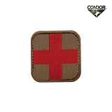[CONDOR] Medic Patch TAN - �ܵ��� �޵� ��ġ (TAN)