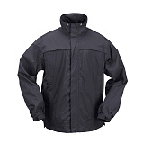 [5.11 Tactical] TacDry Rain Shell Black - 5.11 ��Ƽ�� �õ���� ���ν� (Black)