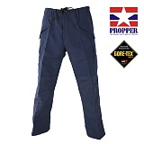 [Propper] Foul Weather Trouser Navy Type ll - ������ 100% Nylon ����ؽ� �Ŀ� ���� ���� Ÿ��2 (���̺�)
