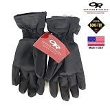 OR Poseidon GoreTex Gloves (Black) - �̱��� ����ؽ� ��� �尩 (�?)