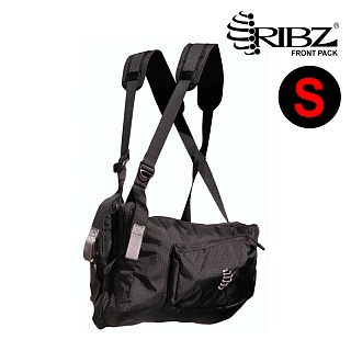 [RIBZ] Front Pack Small Black - ���� ����Ʈ�� ���� �?