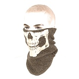 Luminous Skull neck Warmer Dark - ��� ��� �߱����� �ذ����� (��ũ)