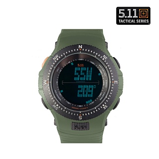 [5.11 Tactical] Field Ops Watch OD - 5.11 ��Ƽ�� �ʵ� �ð� (�ø�����)
