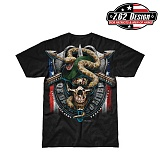 [7.62 Design] ARMY Special Forces Green Beret T-Shirts - 7.62 ARMY ��������� �׸����� Ƽ����