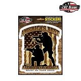 [7.62 Design] Americas Best Stickers - 7.62 �Ƹ޸�ī ����Ʈ ��ƼĿ