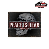 [7.62 Design]  Peace is Dead  Steel Signs - 7.62 �ǽ� ���� ���� ��ƿ ����