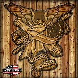 [7.62 Design] Jumbo Sign Duty Honor Country Steel Signs - 7.62 ���� ���� ��Ƽ ȣ�� ī��Ʈ�� ��ƿ ����