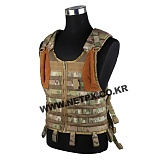 [Emerson] DELTA Tactical VEST MC - ��Ÿ ��Ƽ�� ����Ʈ (��Ƽķ)