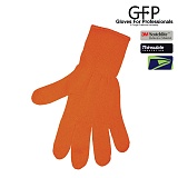[GFP] Acrylic Knit Unlined Hi-Vis Orange Glove - �������� ��ũ�� ��Ʈ ����ε� Hi-Vis �۷��� (976)