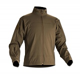 TACTICAL Soft Shell Jacket (Lightweight) Coyote - �淮ȭ ����Ʈ�� ���� (�ڿ���)