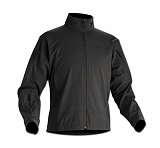 브랜드없음(No Brand) TACTICAL Soft Shell Jacket (Lightweight) Black - 경량화 소프트쉘 자켓 (블랙)