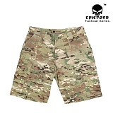 [Emerson] All-weather Outdoor Tactical Short Pants Multicam - ���ӽ� �ƿ����� ��Ƽ�� �ݹ��� (��Ƽķ)