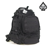[Spaver] Discovery Operation Tactical Backpack (Black) - �����̹� ��Ŀ���� ���۷��̼� 2�Ͽ� ��Ƽ�� ���� (�?)