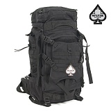 [Spaver] WARRIOR Tactical Backpack (Black) - �����̹� ������ ���� ��Ƽ�� ���� (�?)