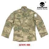 [Emerson] Uniform Set-ARMY Style A-TACS FG -  ���ӽ� �ƹ̽�Ÿ�� ������ ��/���Ǽ�Ʈ  (A-TACS FG)