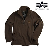 [Alpha] Tamarac Fleece Jacket Brown - ���� Ÿ���� �ø��� ���� (����)