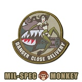 [Mil-Spec Monkey] Danger Close (ARID) - �н��� ��Ű ��ġ ������ Ŭ�ν� 0007 (ARID)