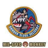 [Mil-Spec Monkey] Danger Close (COLOR) - �н��� ��Ű ��ġ ������ Ŭ�ν� 0007 (COLOR)