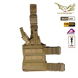 [FLYYE] SpecOps Seals Drop Leg Holster Coyote Brown - ����ɽ� �� ��� �� Ȧ�� �ڿ��� ����