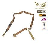 [FLYYE] Tactical Three Point Sling Coyote Brown - ��Ƽ�� ���� ����Ʈ ���� �ڿ��� ����