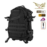[FLYYE] MOLLE AIII Backpack Black - ���� 3�Ͽ� ���� �?