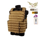 [FLYYE] Force Recon Vest Ver.Land Coyote Brown - �������� ����� ����Ʈ �ڿ��� ����