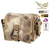 [FLYYE] MOLLE Low-pitched Equ Bag A-TACS - ���� �ο���ġ�� (A-TACS)