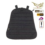 [FLYYE] FAST EDC Backpack Built-in MOLLE Panel + Net Bag Black - �н�Ʈ EDC ���� ��Ʈ�� ���� �г�+�׹����� �?