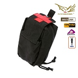 [FLYYE] MOLLE SpeOps Upright Accessory Pouch Black - ���� ����ɽ� ������ �׼����� �Ŀ�ġ �?