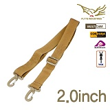 [FLYYE] Shoulder Strap 2inch Coyote Brown - ��� ��Ʈ�� 2��ġ �ڿ��� ����