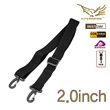 [FLYYE] Shoulder Strap 2inch Black - ��� ��Ʈ�� 2��ġ �?