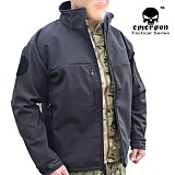 [Emerson] Rangers Reload Soft Shell Jacket Black - ���ӽ� ������ ����Ʈ�� ���� (�?)