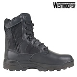 [WestRooper��] HAWK TACTICAL BOOTS BLACK - ȣũ ��Ƽ�� ����/���ȭ (�?)