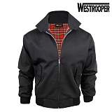 [WestRooper��] HARRINGTON JACKET BLACK- ����Ʈ���� �층�� ���� �?