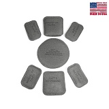 Gi Military Army ACH Combat Helmet Mich Replacement Pad Set - ��ġ��� ���е� ��Ʈ